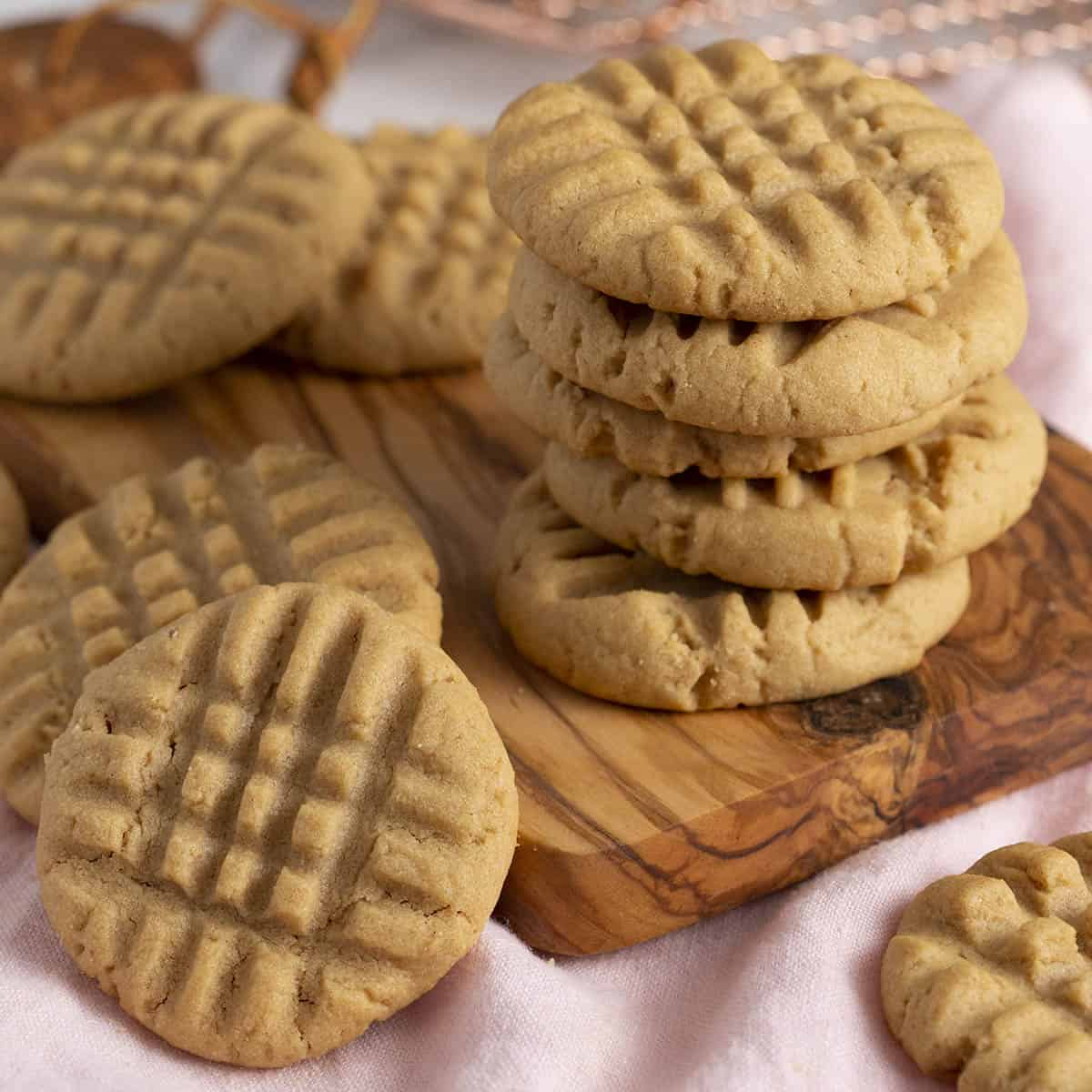 Peanut Butter Cookies Recipe Preppy Kitchen