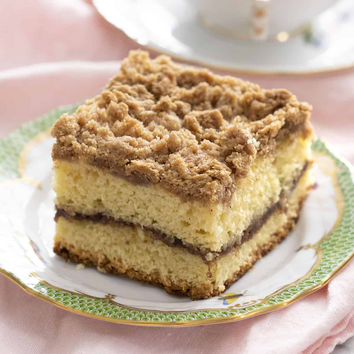 Coffee Cake Preppy Kitchen