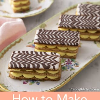 Four Mille Feuille