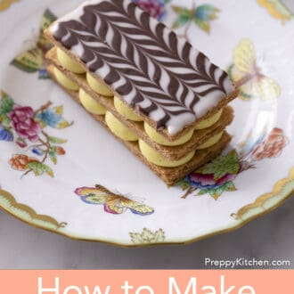 One Mille Feuille
